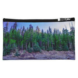 Yosemite Valley Forest & Sky Cosmetic Bag