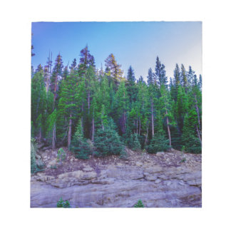 Yosemite Valley Forest & Sky Notepads