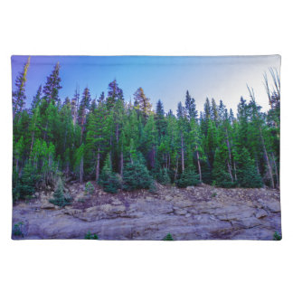 Yosemite Valley Forest & Sky Placemat