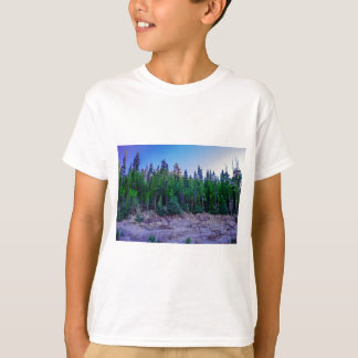 Yosemite Valley Forest & Sky T-Shirt