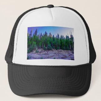 Yosemite Valley Forest & Sky Trucker Hat