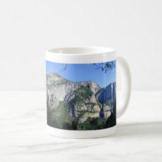 Yosemite Valley from Four Mile Trail - Yosemite Coffee Mug
