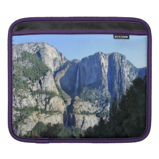 Yosemite Valley from Four Mile Trail - Yosemite iPad Sleeve