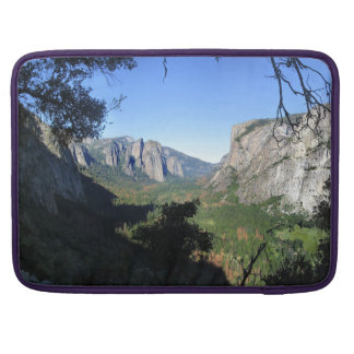 Yosemite Valley from Four Mile Trail - Yosemite Sleeve For MacBook Pro
