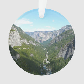Yosemite Valley in Yosemite National Park Ornament