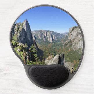 Yosemite Valley Panorama 2 - Yosemite Gel Mouse Pad