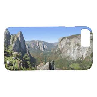 Yosemite Valley Panorama 2 - Yosemite iPhone 8/7 Case