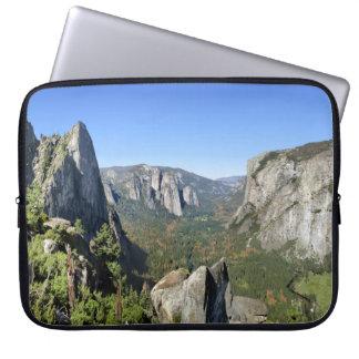 Yosemite Valley Panorama 2 - Yosemite Laptop Sleeve