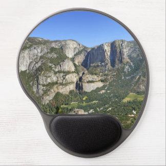 Yosemite Valley Panorama 3 - Yosemite Gel Mouse Pad