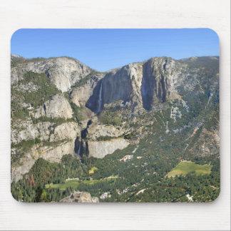 Yosemite Valley Panorama 3 - Yosemite Mouse Pad