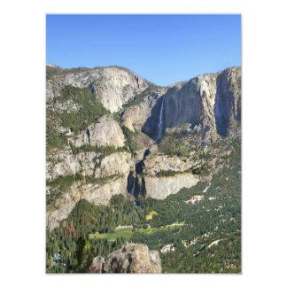Yosemite Valley Panorama 3 - Yosemite Photo Print