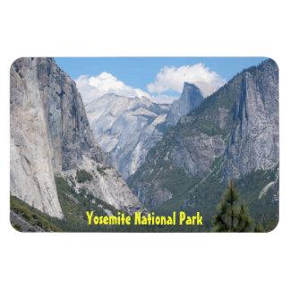 Yosemite Valley, Yosemite National Park Rectangular Photo Magnet