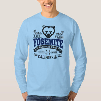 Yosemite Vintage Blue T-Shirt