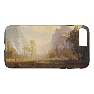 Yosemite Waterfall Lake Wilderness iPhone  Case