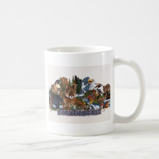 Yosemite Wildlife Coffee Mug