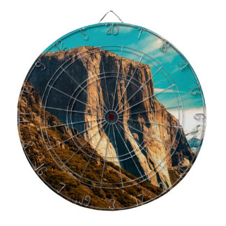 Yosemitie Mountain National Park Dartboard