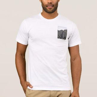 Yosmite Falls in Winter T-Shirt