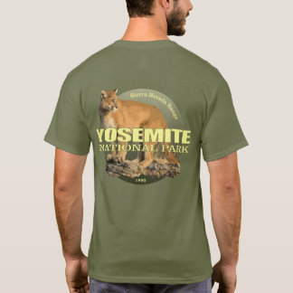 Yosmite (Mountain Lion) WT T-Shirt