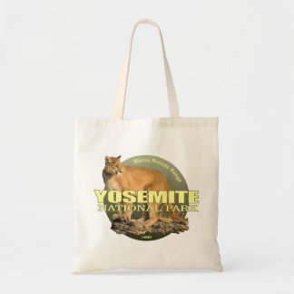 Yosmite (Mountain Lion) WT Tote Bag