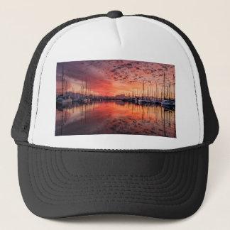 yotsutohaha ゙ of the evening - trucker hat