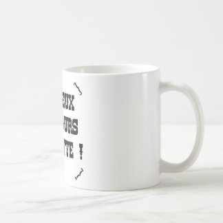 YOU ALWAYS CAN SHRIMP! - Word games Coffee Mug