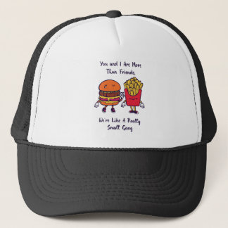 You And I Are More Than Friends Trucker Hat