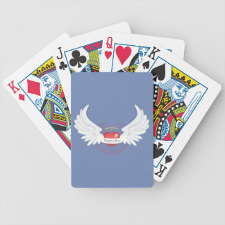 You and I Bicycle Playing Cards