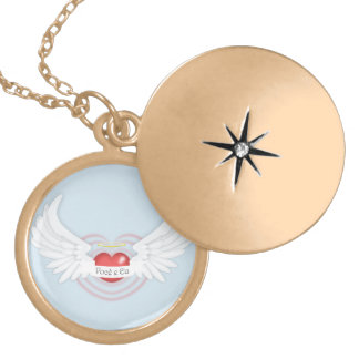 You and I Locket Necklace