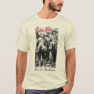 You and Pancho Villa Customizable w/ your Photo T-Shirt