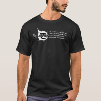 """You Are a Frustrated Old Man..."" (Truman) T-Shirt"