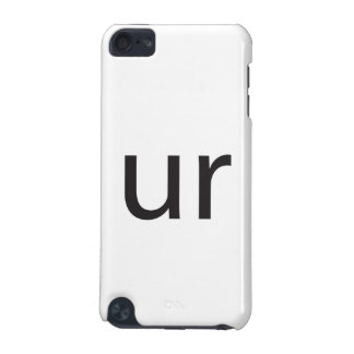 you are ai iPod touch 5G case