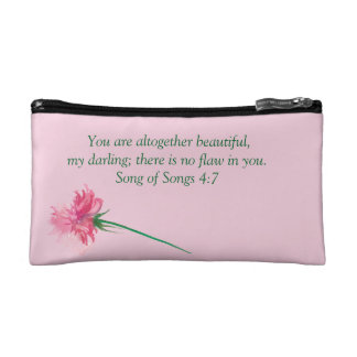 You are all together beautiful... cosmetic bag