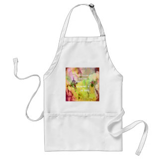 You are always with me even you are not. standard apron