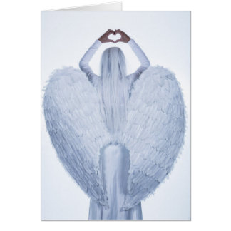 You are an Angel Greeting Card