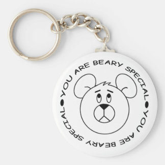 You Are Beary Special Teddy Bear Key Chain