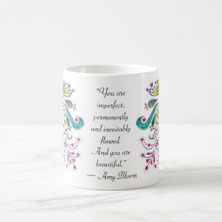 You Are Beautiful Coffee Mug
