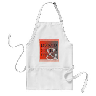 You are Braver Believe Stronger Seem Smarter Think Standard Apron