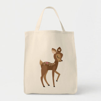 You are DEER to Me Grocery Tote