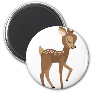 YOU are DEER to ME Magnet