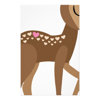 YOU are DEER to ME Stationery