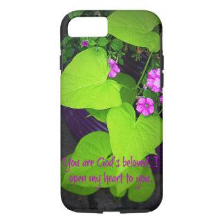 You are God's Beloved phone case