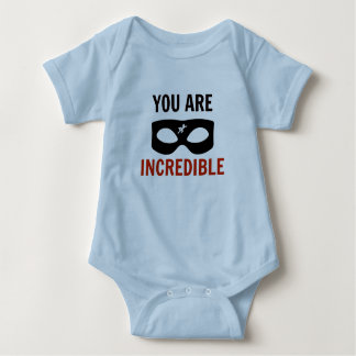 You Are Incredible Boy! Baby Bodysuit