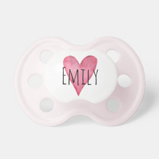 You Are Loved Customisable Baby Girls Dummy