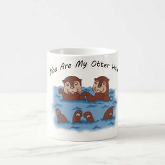 You Are My Otter Half Coffee Mug