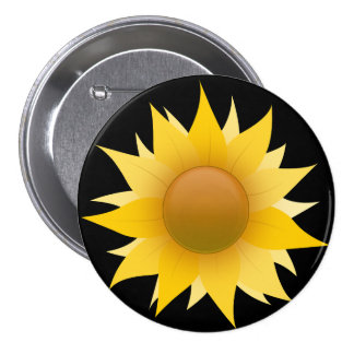 You Are My Sunflower 7.5 Cm Round Badge