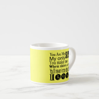 You Are My Sunshine Apparel and Gifts