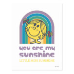 You Are My Sunshine Arch Postcards