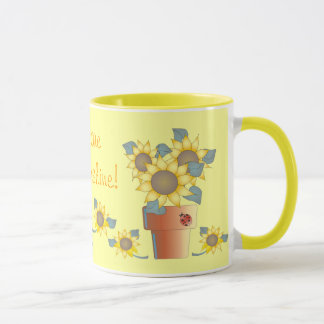 YOU ARE MY SUNSHINE by SHARON SHARPE Mug
