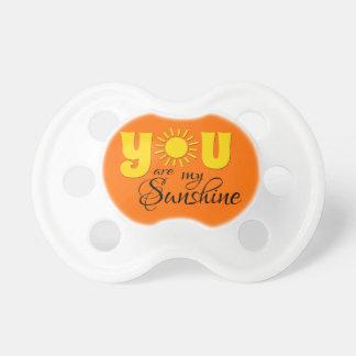 You are my sunshine dummy