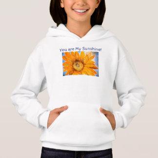You Are My Sunshine Girl's Hoodie Sweatshirt